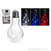 Decorative Giant Light Bulb with LEDs - Boxed